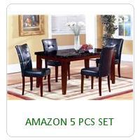 AMAZON 5 PCS SET